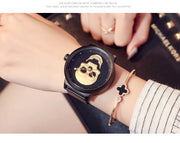 Creative Skull Pattern Casual Women Watches