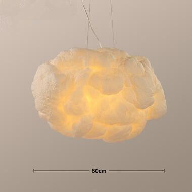 Romantic White Clouds Led Pendant