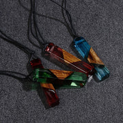 Rope Chain Handmade Colored Necklace Jewelry