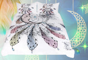 Moon Dream Catcher Duvet Cover Set