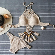 Fashion Bohemian Handmade Swimsuit