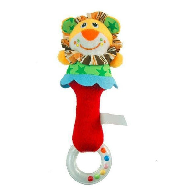 Baby Rattle Ring Bell