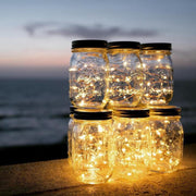 USB Powered Garland LED String Light Copper Wire Waterproof