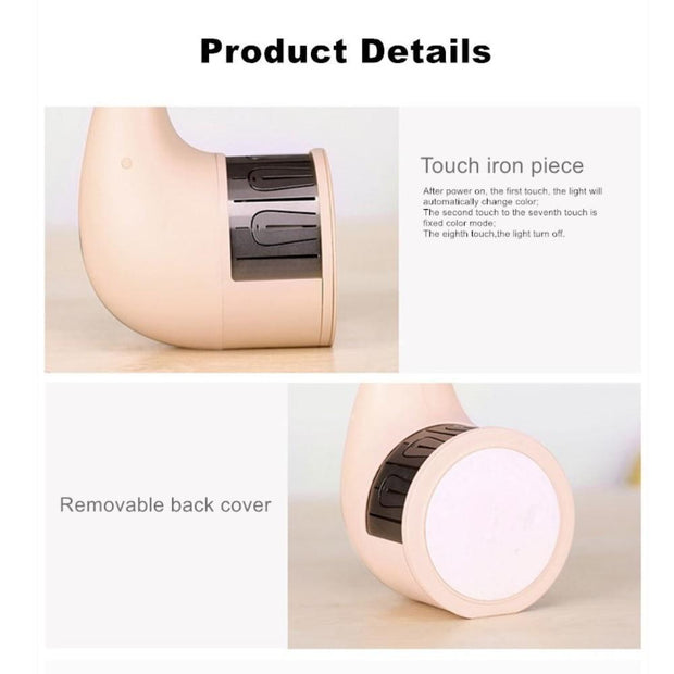 LED NightLight Lamp with Touch Control