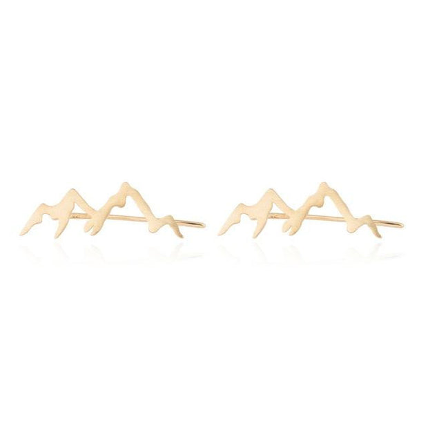 Fashion Mountain Earrings