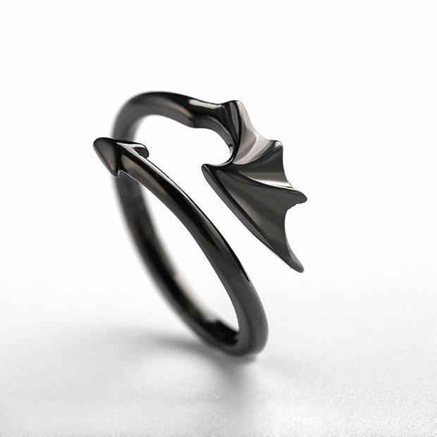 Devil Wing & Tail Ring