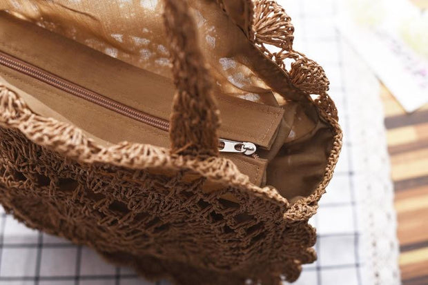 Bohemian Straw Women Handbags