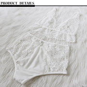 Erotic Lace Push up Bra & Underwear