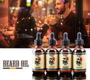 Natural Organic Face Beard Oil
