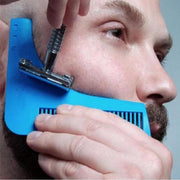 Beard shape styling comb