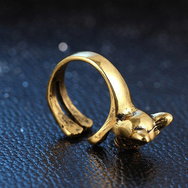 Bulldog Cool Ring