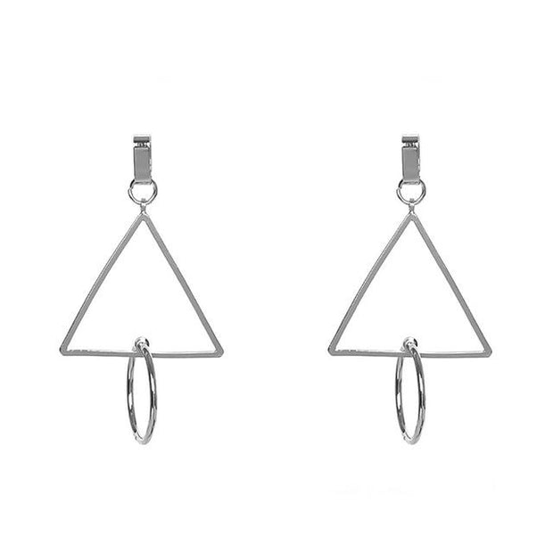 Boho Wild Geometric Earrings