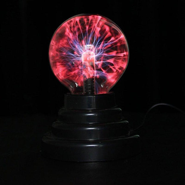 3 inch Magic Plasma Ball Retro Light Kids - Only USA & Canada