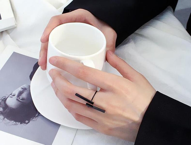 HOT Sell Bar Wedding Ring