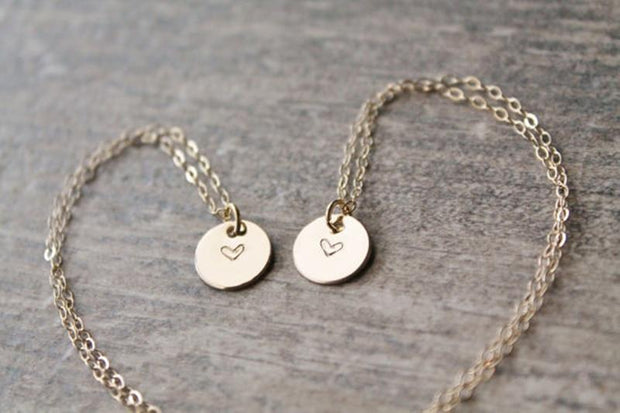 Personalized Coins Necklace