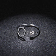 Alloy Trendy Ring