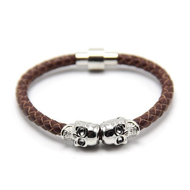 Fashion Punk Bracelet for Magnetic Clasp