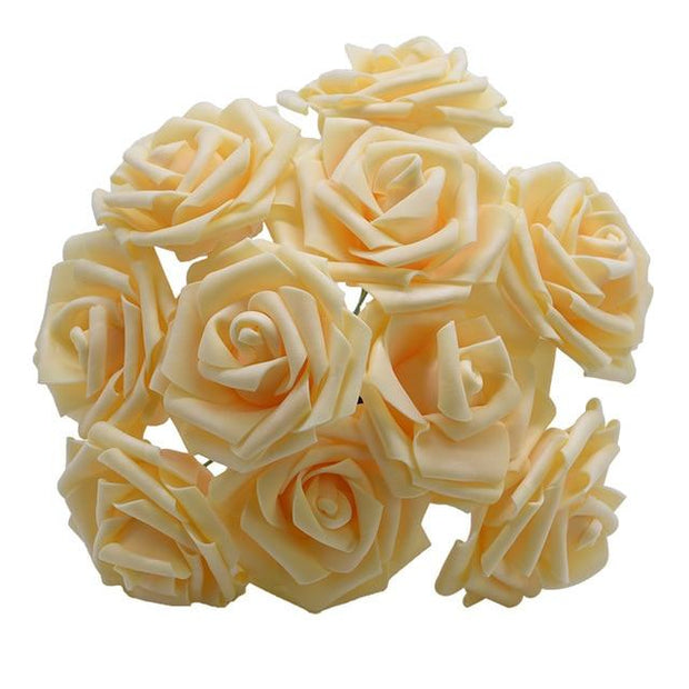 Artificial  Foam Rose