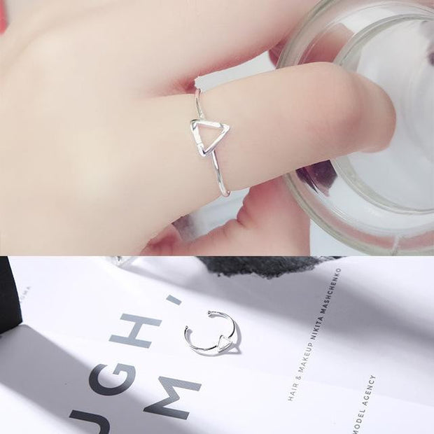 Simple Resizable Finger Ring