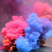 Colorful Photography Props Smoke Cake