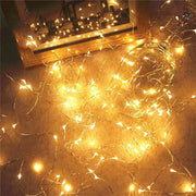2M LED Garland Copper Wire Fairy Lights
