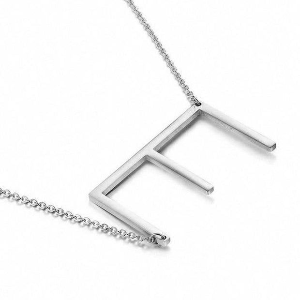 Initial Necklace