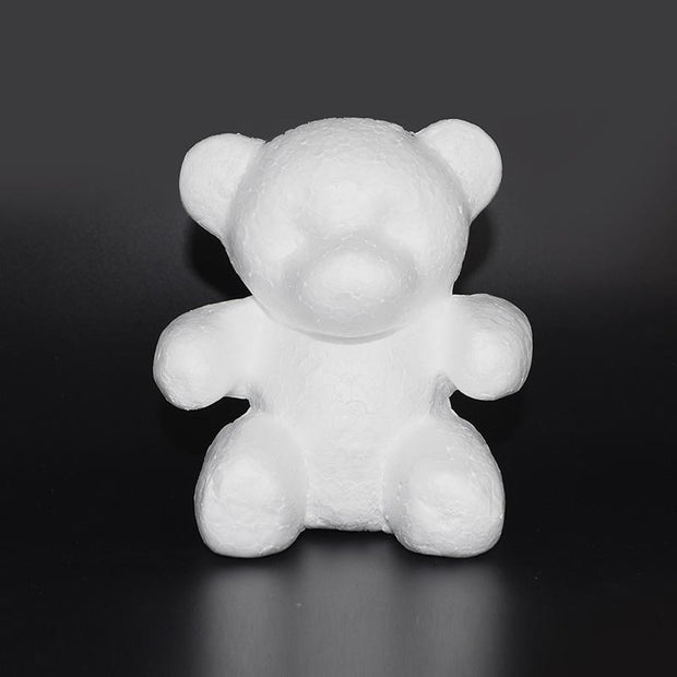 White Foam Bear