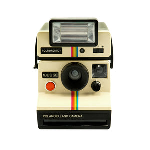 Polaroid 1000 OneStep + Flash
