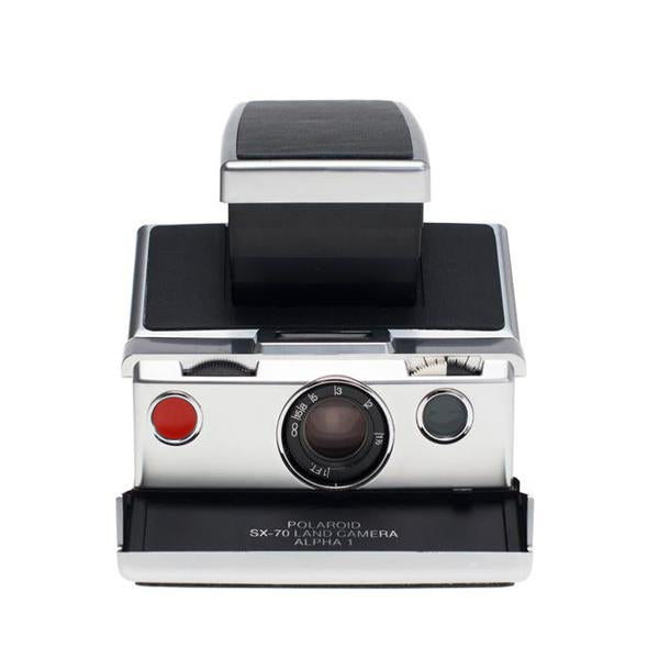 SX-70 Alpha 1 (Black Skin)