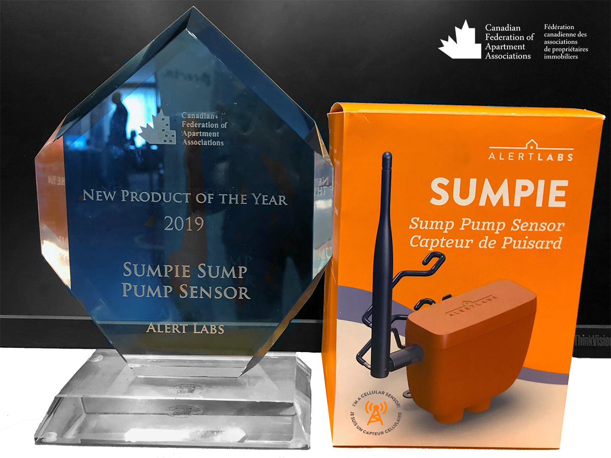 SUMPIE WINS NEW PRODUCT OF THE YEAR AWARD AT CFAA 2019 CONFERENCE