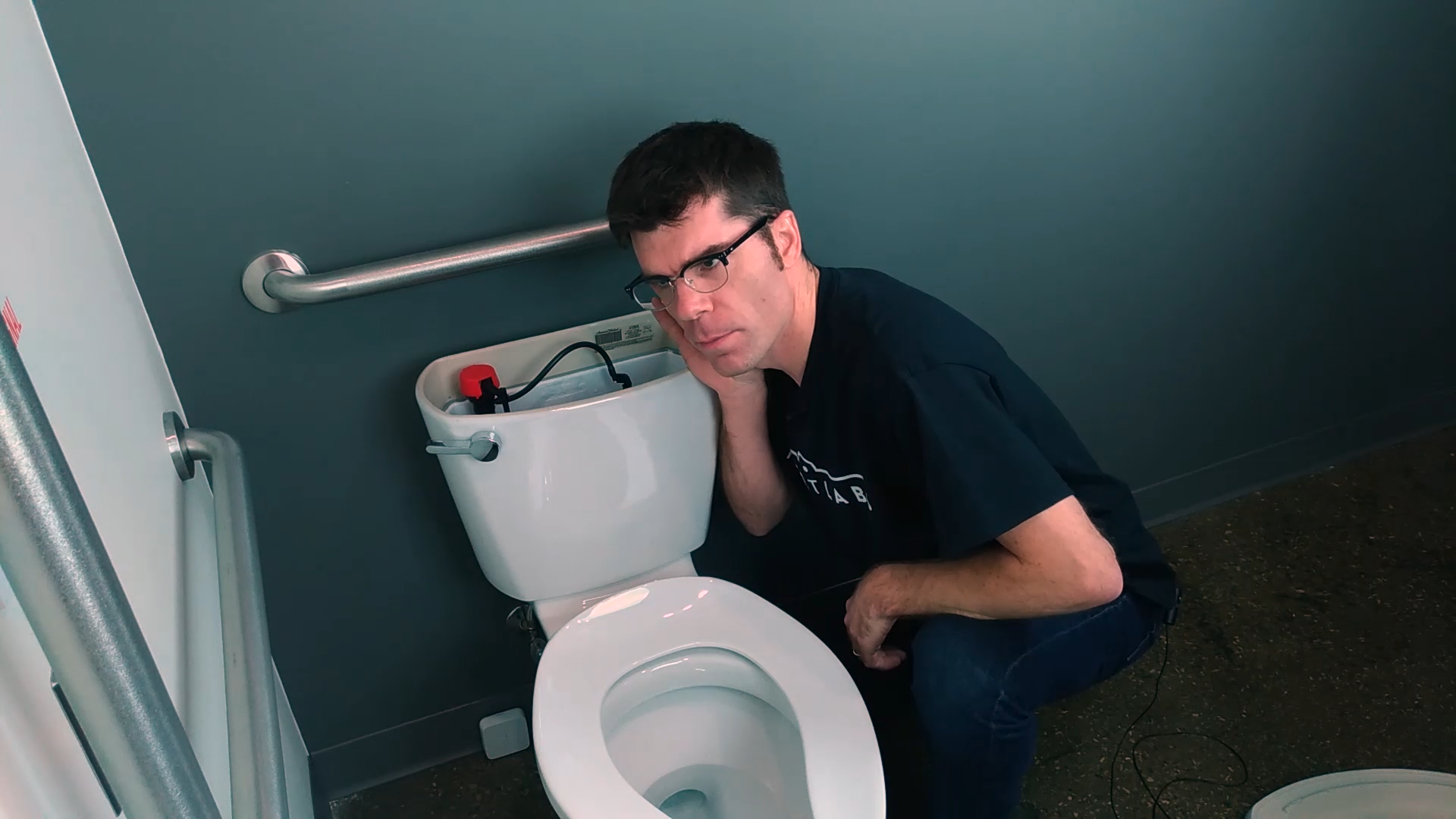 how to fix a running toilet the easy way - alert labs