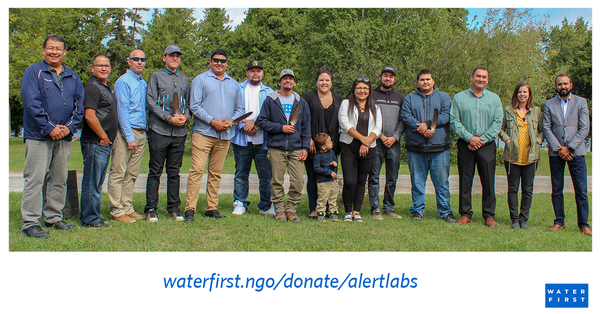 Alert Labs Matches Donations to Indigenous Youth Training Program