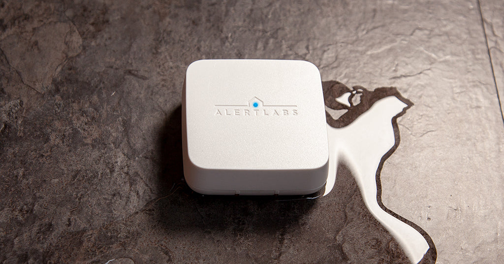 Water sensor leak detection for condos and apartments Floodie