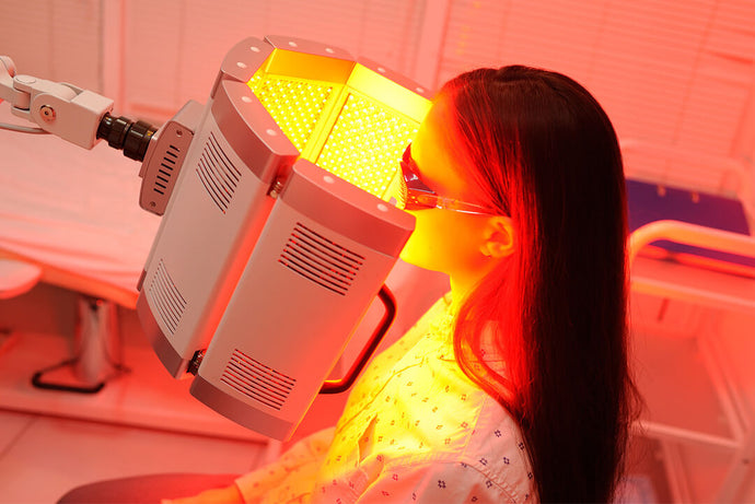 Light Therapy – Why you need to be using LED for light therapy