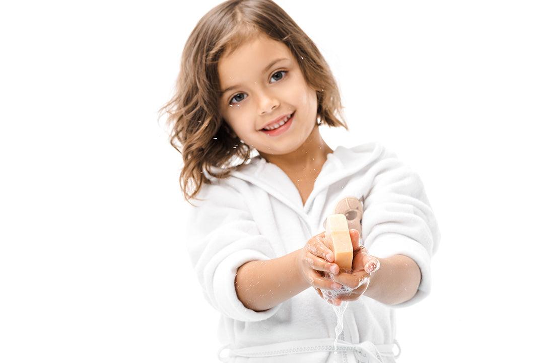 Healthy Habits for Kids - The Importance of Hand Washing