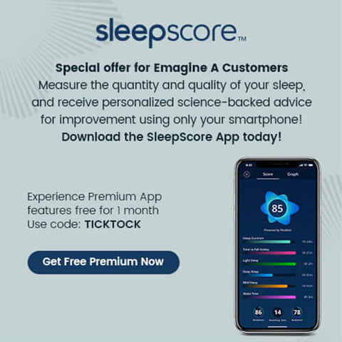 emagine A Sleep Score Offer
