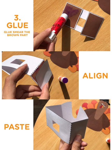 emagine A Turkey Light DIY step4