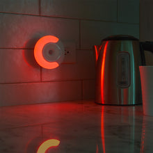 Sleep Aid Motion Night Light - Red