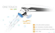 One Touch Faucet Extender