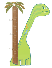 Watch Me Grow Dinosaur Growth Chart for Boys