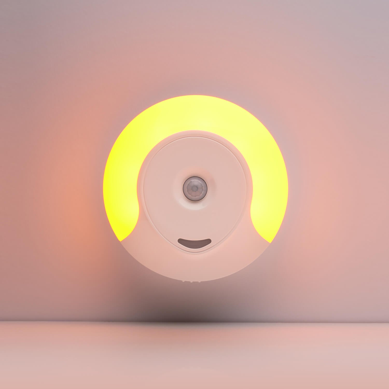 Sleep Aid Motion Activated Night Light - Amber