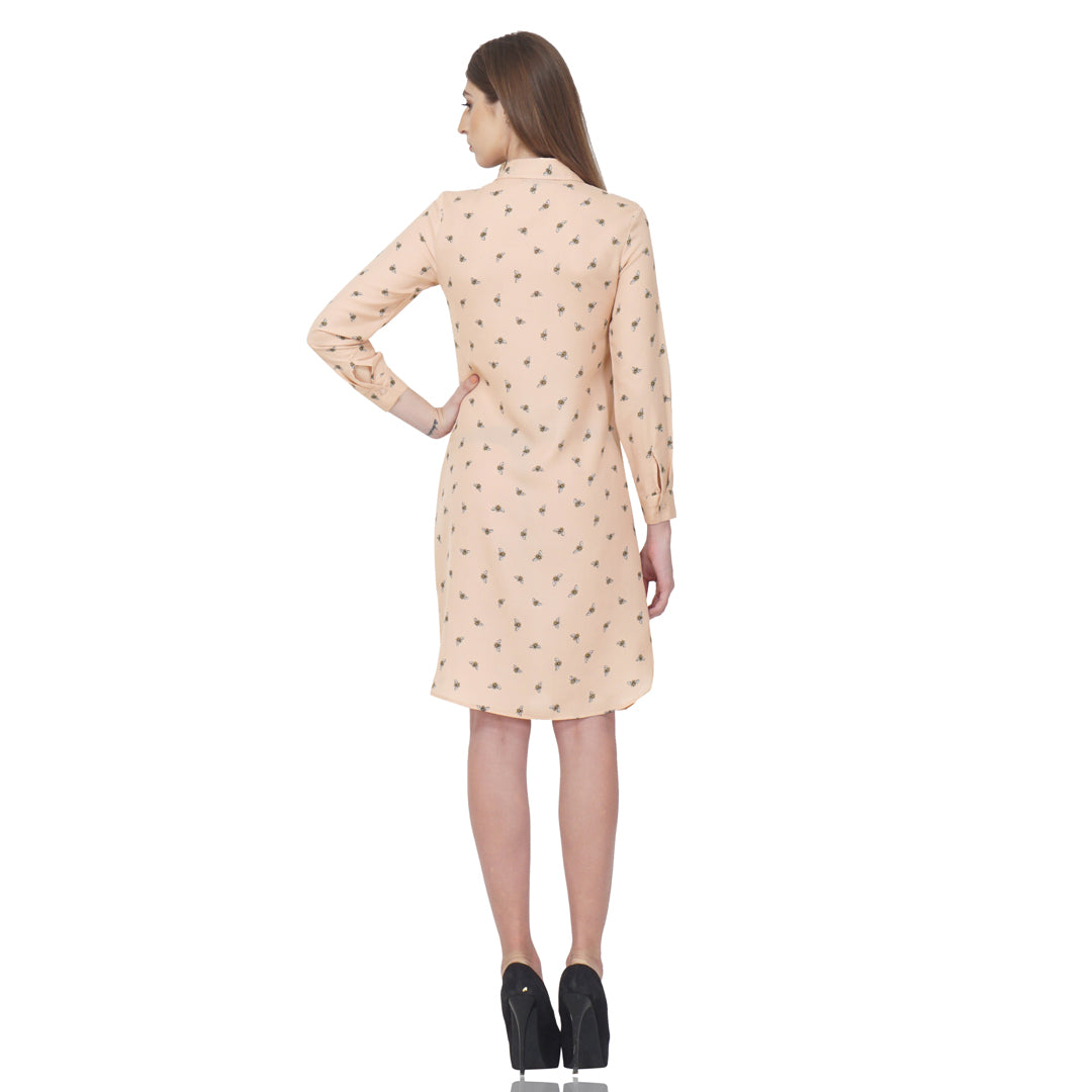 Honey Bee Shirt Dress