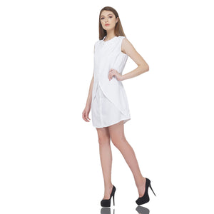 Cover Up Shirt Dress