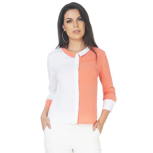 Contrast Sides Shirt