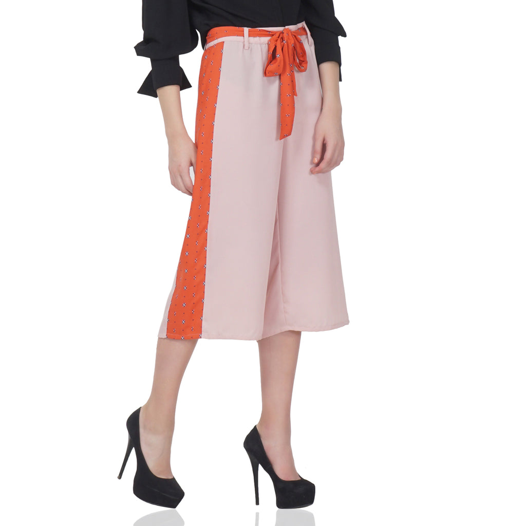 Side Patch Culottes