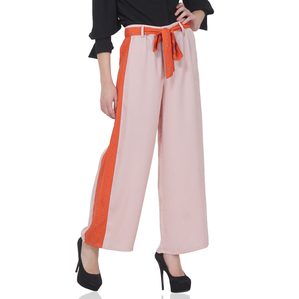 Side Patch Trousers