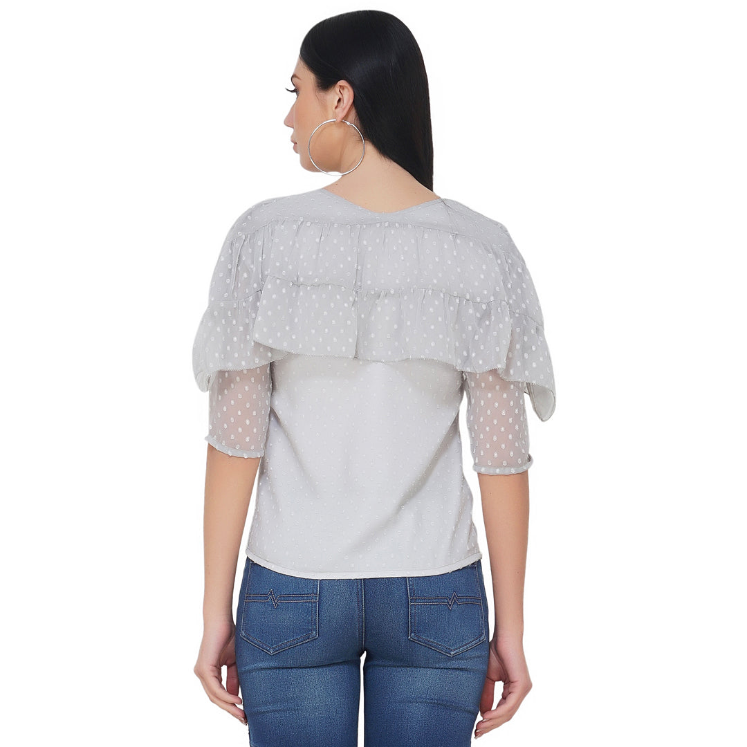 Shoulder Defining Top