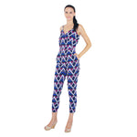 Printed Playful Jumpsuit