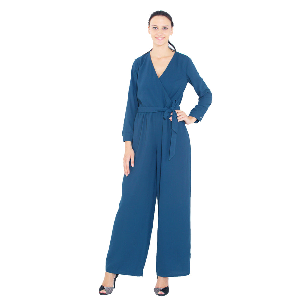 Wrap Up Jumpsuit