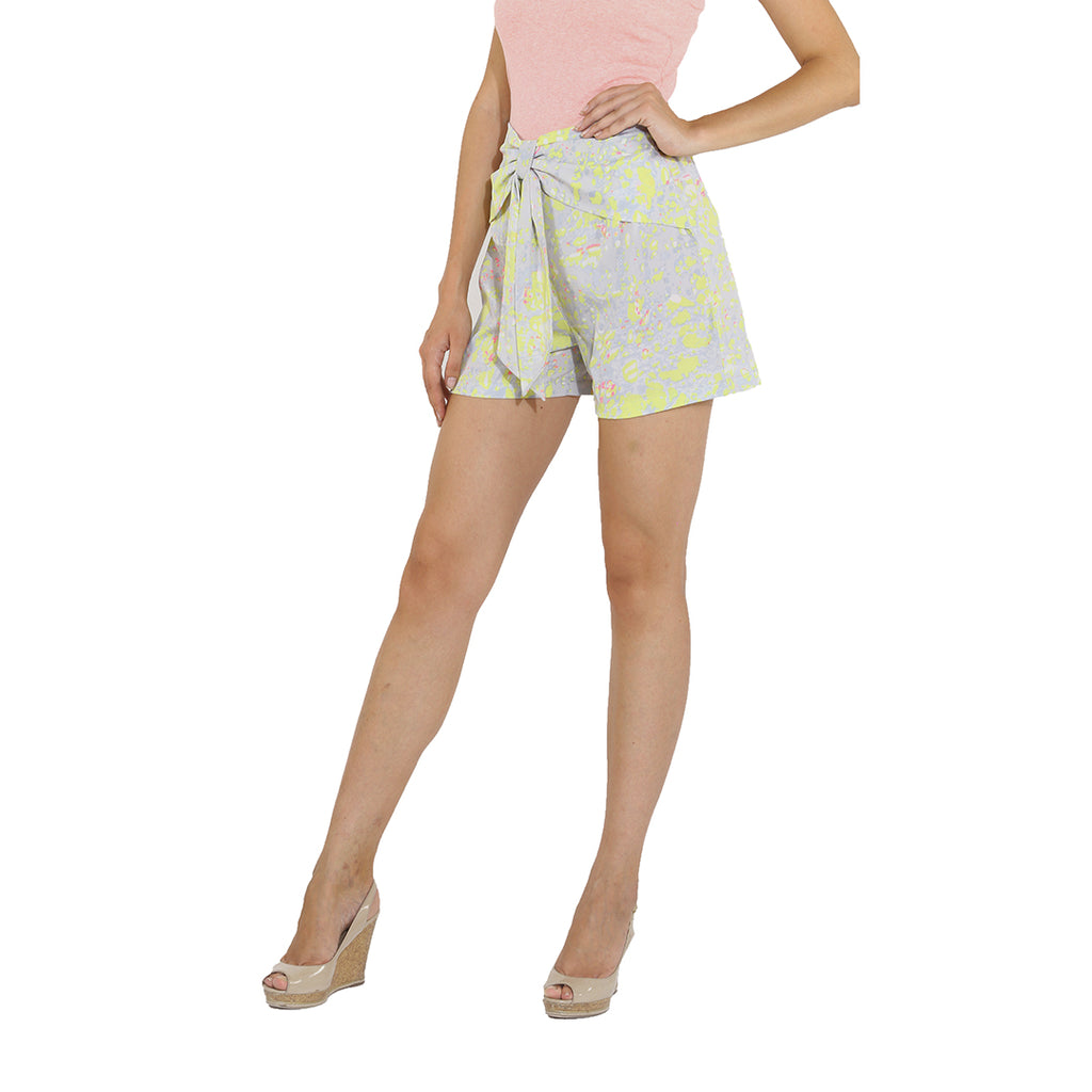 Bow Front Shorts